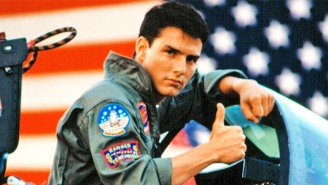 A NASA Chief Got Real On The 'Top Gun' Effect That He's Hoping Will Come From Tom Cruise's Space Film