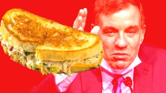 Absolutely Do Not Attempt To Make A Tuna Melt Like Senator Mark Warner