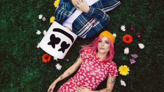 Halsey And Marshmello Preach Selflessness In Their Bright Collaboration 'Be Kind'