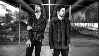 Japandroids Detail The Career-Spanning Live Album 'Massey F*cking Hall' And Share 'Heart Sweats'