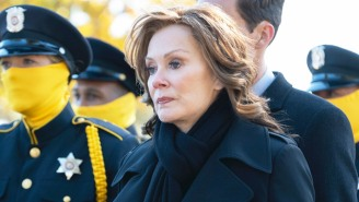 Jean Smart Says Her Role In 'Watchmen' Was Originally Supposed To Go To Sigourney Weaver