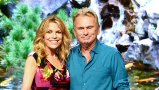 'Wheel Of Fortune' Host Pat Sajak Reveals The Person Who 'Quite Literally' Saved The Show