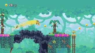 'Wunderling' Is A Non-Stop Platformer Where Jumping Is Everything