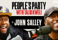 'People's Party With Talib Kweli' Episode 49 -- John Salley