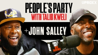 Talib Kweli And John Salley Talk Playing Jordan, Rap Dreams, Bad Boy Records