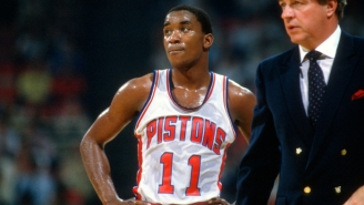 Michael Jordan And Isiah Thomas Discussed Thomas' Snub From The Dream Team