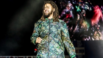J. Cole Has A Delayed Album That's Apparently Coming Soon, According To An Earthgang Member