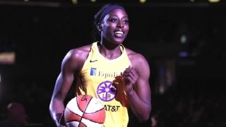 Chiney Ogwumike On Athletes Joining Protests: 'I've Been Really Proud To See Them Stand Up And Speak Up'