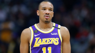 Lakers Guard Avery Bradley Will Opt Out Of The NBA's Bubble In Orlando