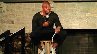 Dave Chappelle Riffs On One Of His Most Famous Jokes In His Searing New Netflix Special