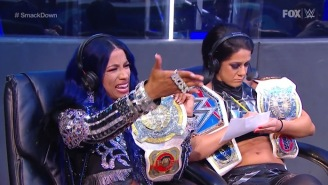 WWE Smackdown Live Results 6/19/20
