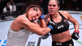 Amanda Nunes Dominated Felicia Spencer To Successfully Defend Her Featherweight Title