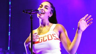 Jorja Smith's Silky-Smooth 'Rose Rouge' Is A Cover Of A Classic Jazz Song