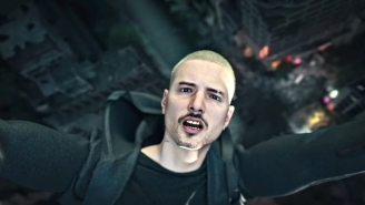 J Balvin Leads A Group Of Post-Apocalyptic Rebels In His Animated 'Negro' Video