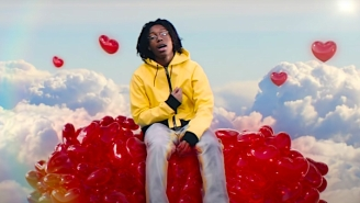 Lil Tecca Plays Cupid In His Daydreaming 'Out Of Love' Video