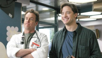 How 'Scrubs' Creator Bill Lawrence Cleverly Convinced Movie Star Brendan Fraser To Recur On The Show