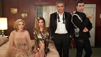 The Real-Life Mega-Mansion Owned By The Fictional Rose Family In 'Schitt's Creek' Is For Sale In Canada