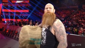 Erick Rowan Says He 'Didn't Know' What Was Going To Be In His Cage