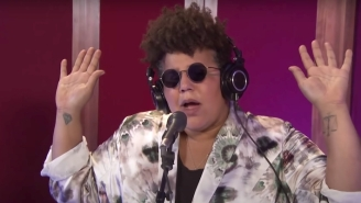 Brittany Howard Details Growing Up Biracial With A Performance Of 'Goat Head' On 'Fallon'