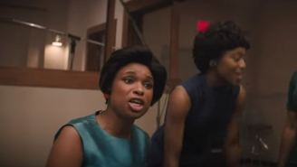 Jennifer Hudson Makes An Electric Aretha Franklin In The Teaser For 'Respect'