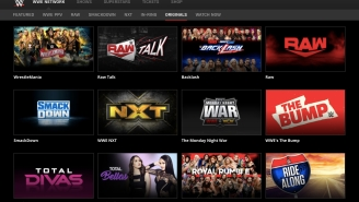 The Free Version Of WWE Network Is Finally Here