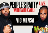 'People's Party Live' With Vic Mensa