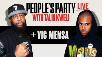 Talib Kweli & Vic Mensa Talk Defunding Police, Looting, 'Thieves In The Night'