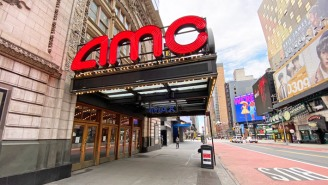 AMC Is Selling Private Movie Showings At Some Theaters For $99