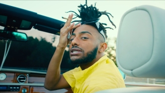 Aminé Laments Getting Friend-Zoned In His Social Distance-Friendly 'Riri' Video