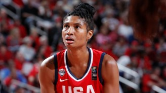 Angel McCoughtry Wants The WNBA To Let Players Wear Names Of Victims Of Police Brutality On Jerseys