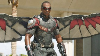 'The Falcon And The Winter Soldier' Star Anthony Mackie Didn't Know What An Easter Egg Is Until.. When?
