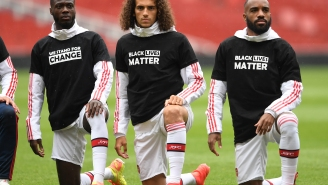 Premier League Player Jerseys Will Say Black Lives Matter On The Back When The League Returns