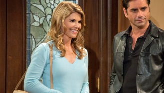 How 'Fuller House' Casually Wrote Off Lori Loughlin's Aunt Becky In The Series Finale