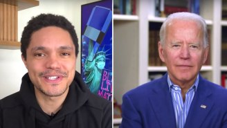 Joe Biden To Trevor Noah: The Military Will Haul Trump Out Of The White House If He Tries To 'Steal This Election'