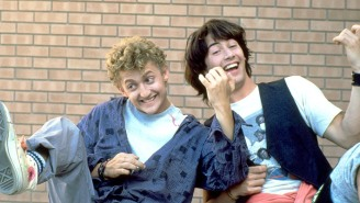 'Bill And Ted' Day Is Coming (Very Soon), So Get Your Air Guitars Ready
