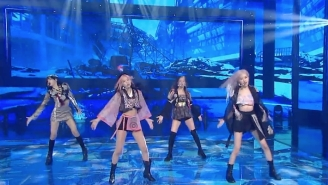 Blackpink Delivers A Fiery Performance Of 'How You Like That' On 'The Tonight Show'