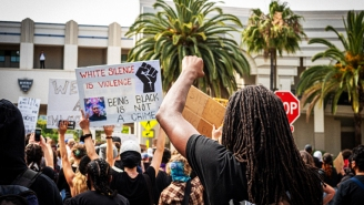 Photos And Notes From The Black Lives Matter Protests In Los Angeles