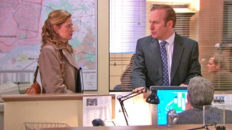 Why 'The Office' Almost Chose Bob Odenkirk Over Steve Carell For The Role Of Michael Scott