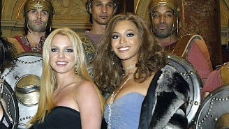 Britney Spears Called Herself 'Queen B' And Beyonce Fans Were Not Pleased