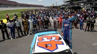 Bubba Wallace After Talladega Race: 'This Sport Is Changing…You're Not Going To Take Away My Smile'
