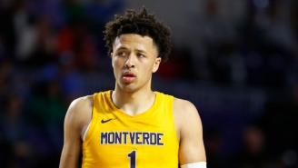 Top Recruit Cade Cunningham Said Lasting Change Starts With The Education System