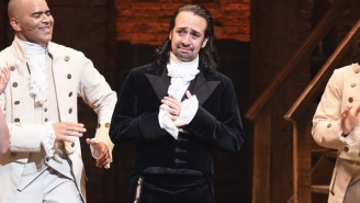 A 'Hamilton' Documentary Is Coming To Disney+ On The Same Day As The Musical