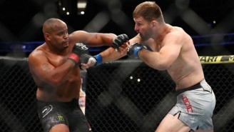 A Daniel Cormier-Stipe Miocic Trilogy Fight Is Reportedly Booked For August 15