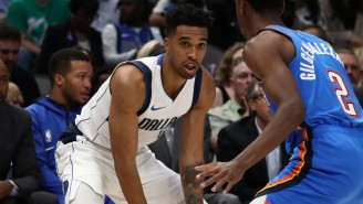 The Mavs Will Reportedly Look For Free Agent Help After Courtney Lee Suffered A Calf Injury