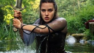 Netflix's 'Cursed' Trailer Reimagines An Arthurian World Where Excalibur Chooses A Queen