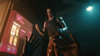 Keanu Reeves Himself Makes A Profane Appearance In The Trailer For 'Cyberpunk 2077'