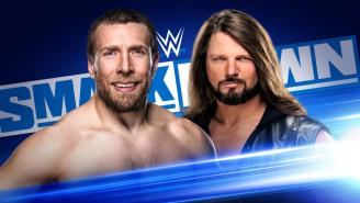 WWE Friday Night Smackdown Open Discussion Thread: IC Title Tournament Finals