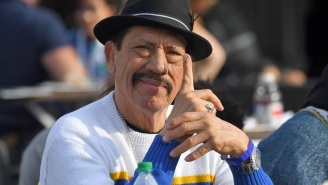 Danny Trejo Has A Great Explanation For Why He's Not Interested In Kamala Harris' Senate Seat