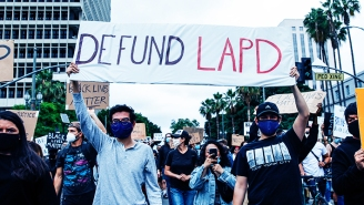 Defund The Police Activist Albert Corado On The LAPD's Killing Of His Sister And The Movement's Progress