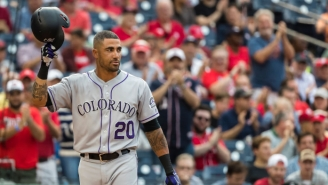 Ian Desmond Shared A Moving Explanation For Why He's Sitting Out The 2020 MLB Season